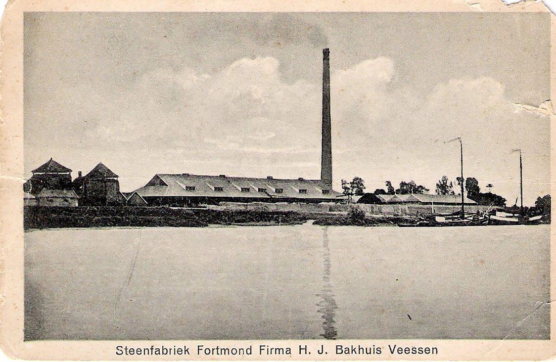 Herbestemming Steenfabriek
