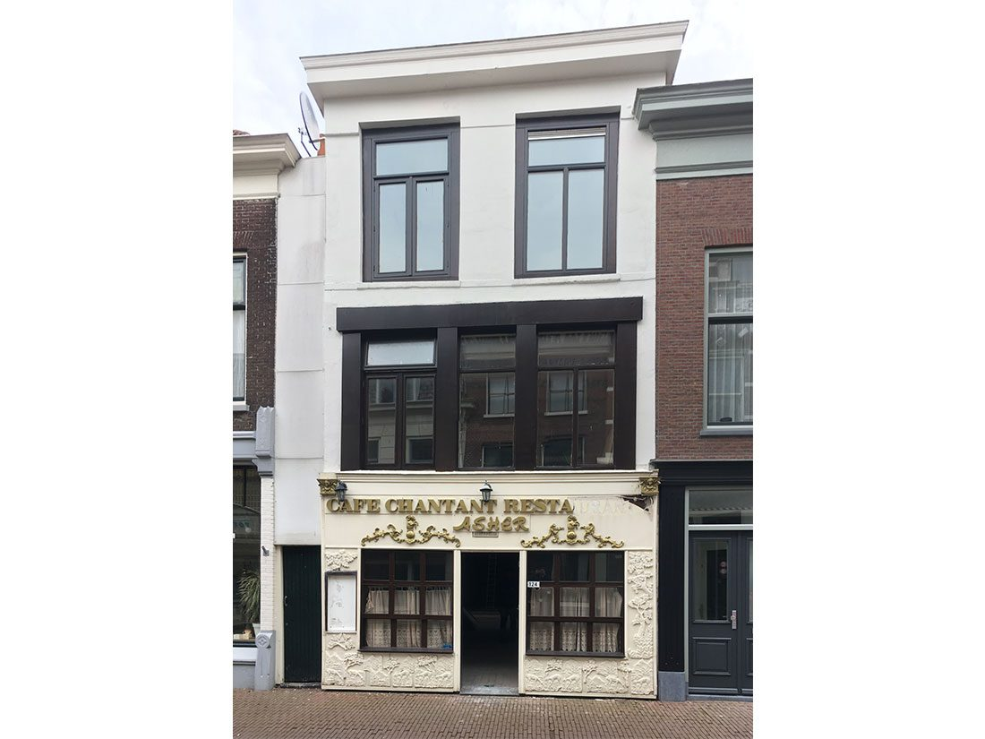 Verbouwing stadswoning